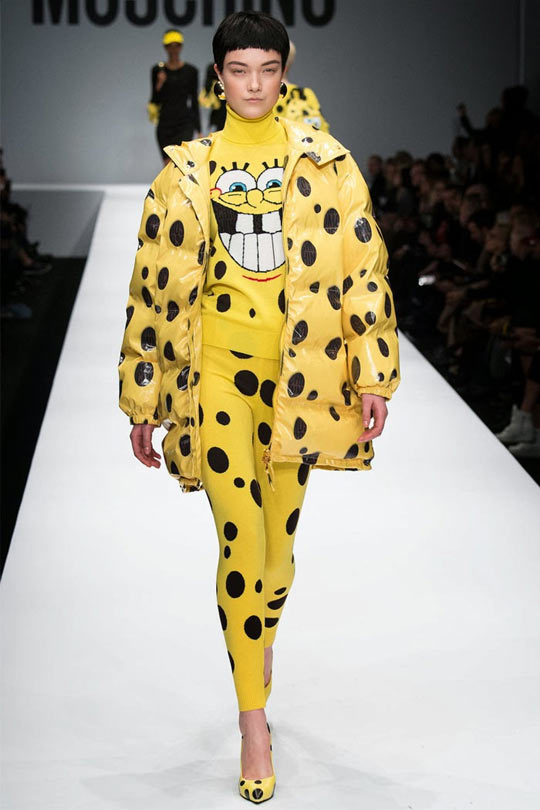 cool-fashion-SpongeBob-dress-weird