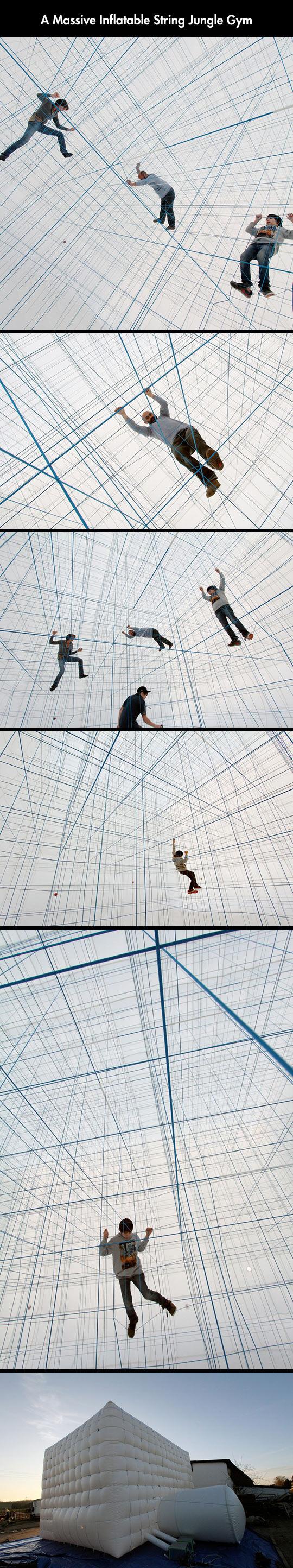 cool-string-jungle-gym-playground