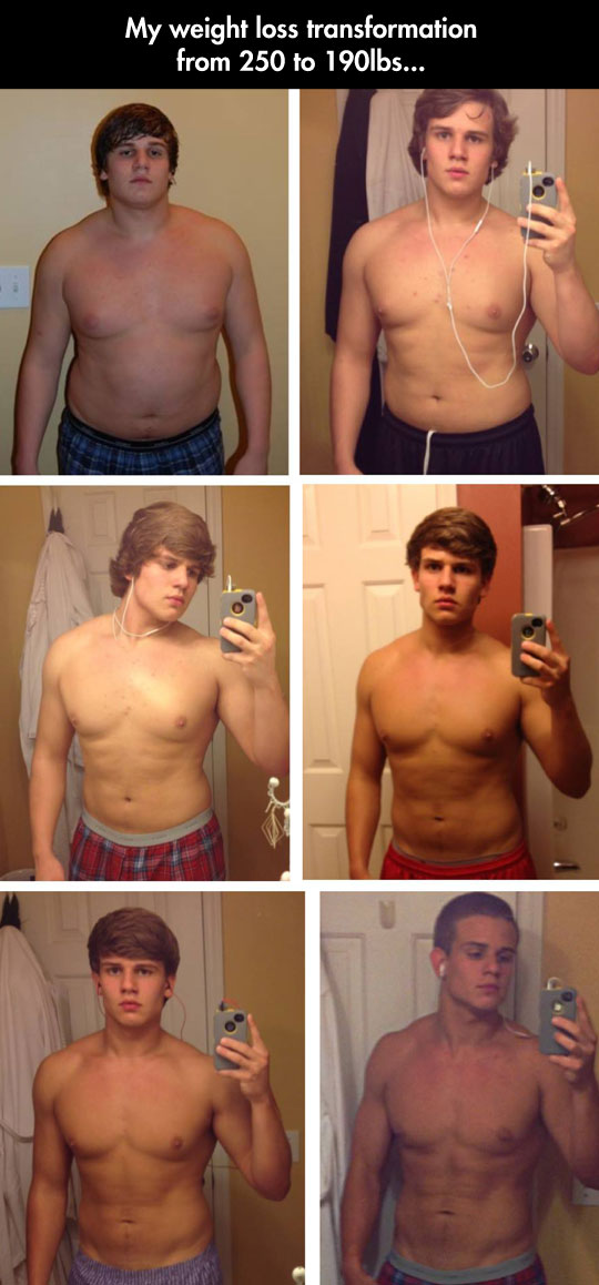 Mind-Blowing Weight Loss Transformation