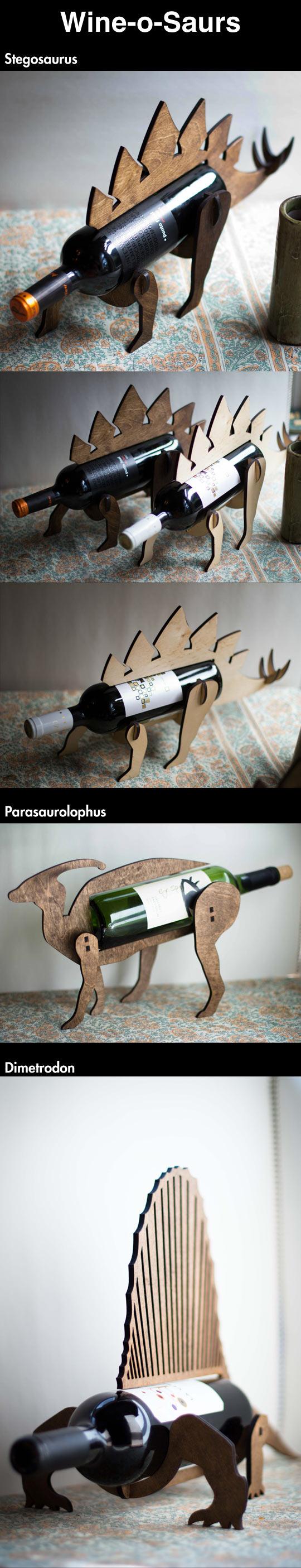 Conventional Wine Racks Are Extinct
