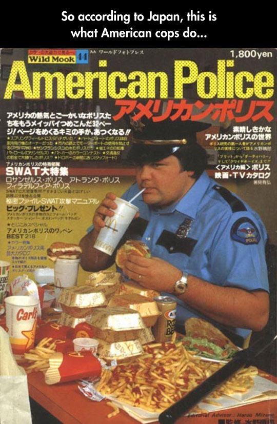 funny-American-police-magazine-Japan