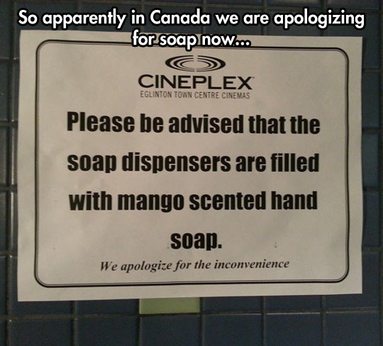 Canadian Manners