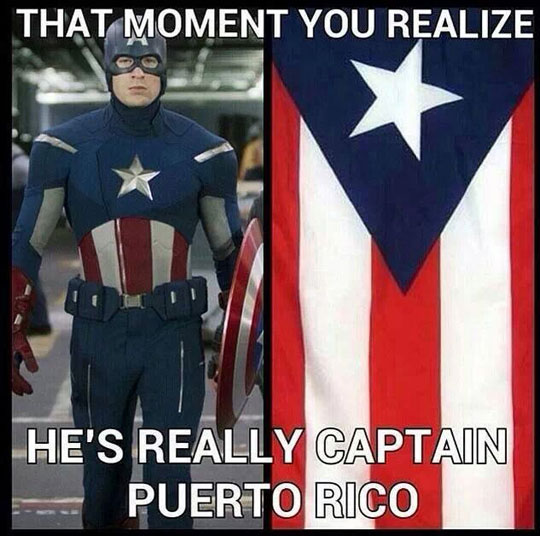 Captain Boricua
