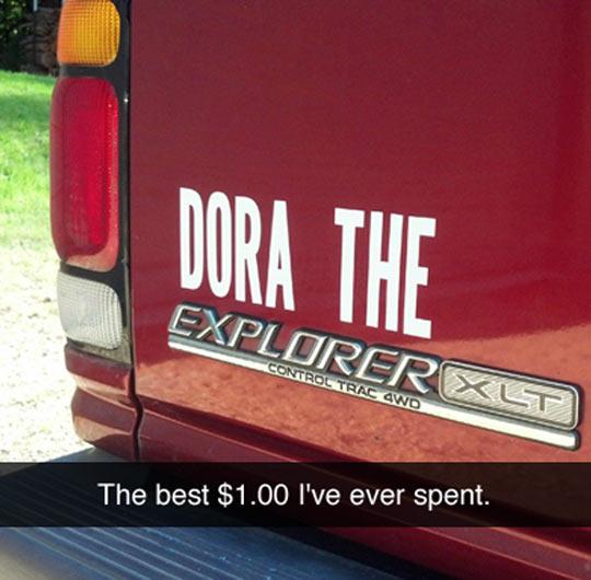 Best Dollar Ever Spent