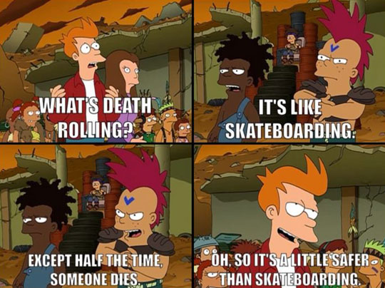 Death Rolling