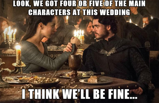 Classic Game Of Thrones Logic