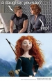 Hawkeye and Black Widow's daughter…