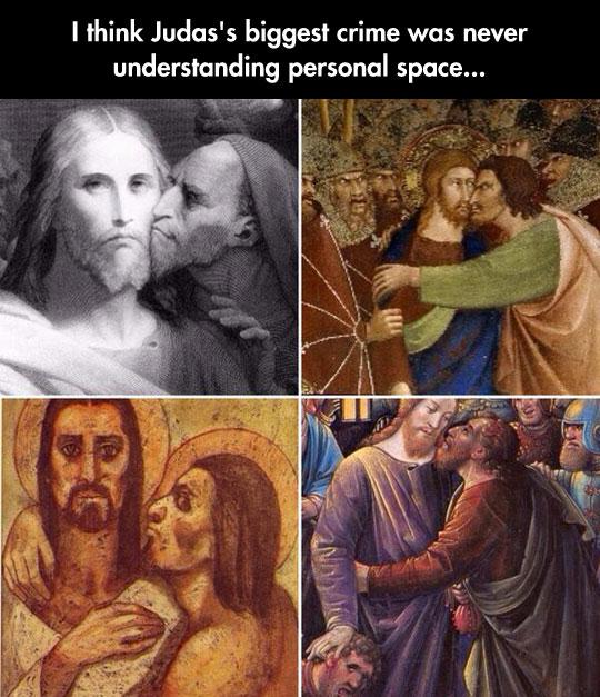 Judas the Nuzzler