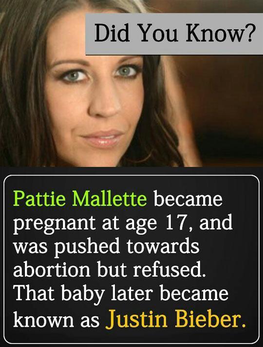 funny-Justin-Bieber-mom-pregnancy