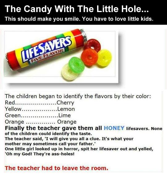 Honey Lifesavers
