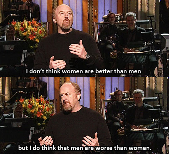 funny-Louis-CK-SNL-women