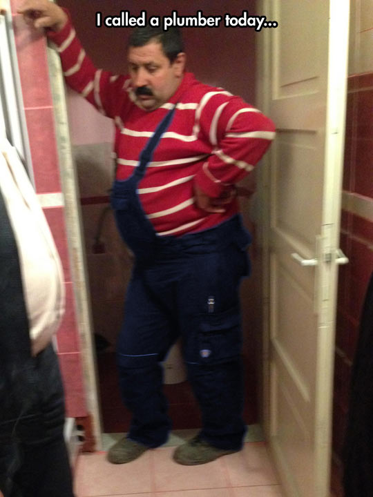 funny-Mario-plumber-stripes-overall