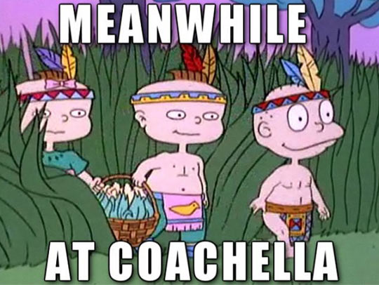 Coachella In a Picture