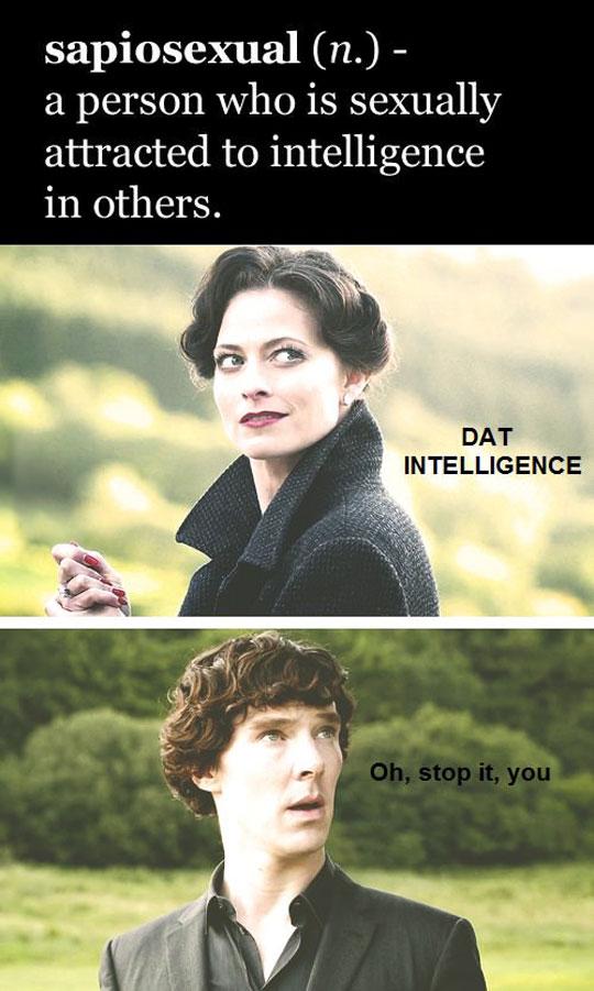 I Like Big IQ's And I Cannot Lie