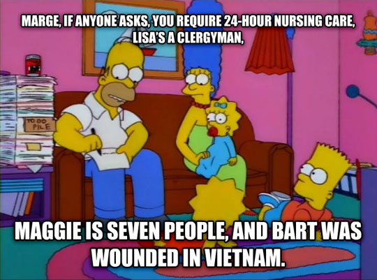 funny-Simpsons-budget-tax-lying-Homer