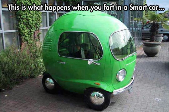 Smart Car Silly Problems