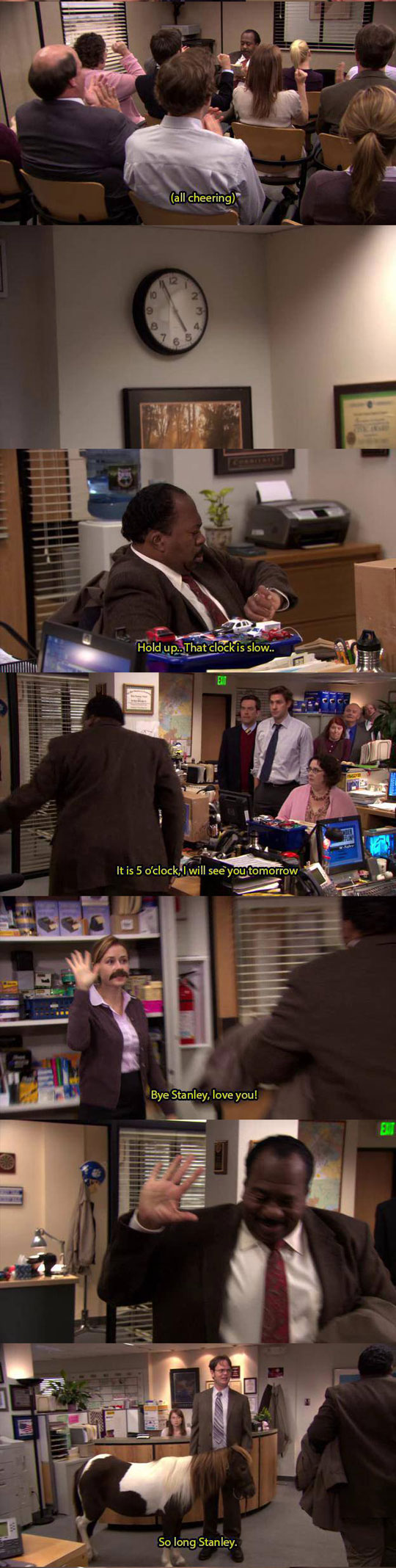 funny-The-Office-Stanley-distracted-job