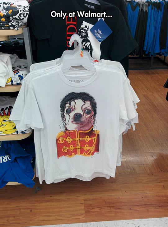 funny-Walmart-shirt-chihuahua-Michael-Jackson