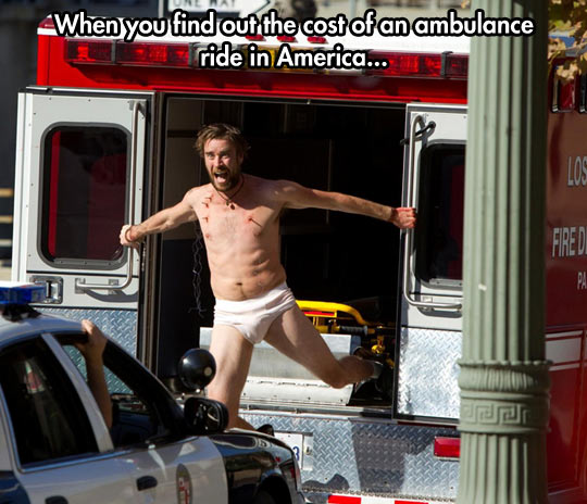 funny-ambulance-jump-off-street-police-guy
