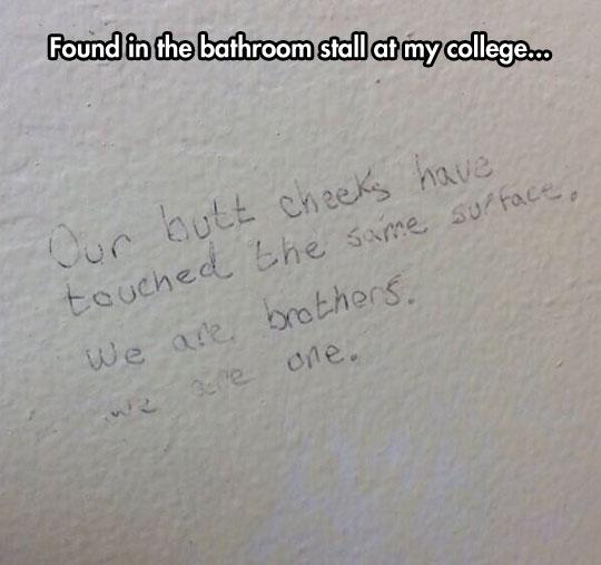 Restroom Poetry