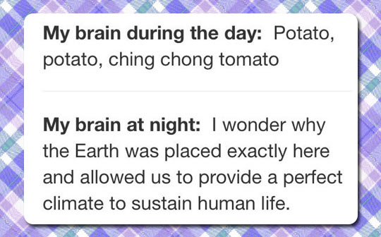 Little Differences Between Day And Night