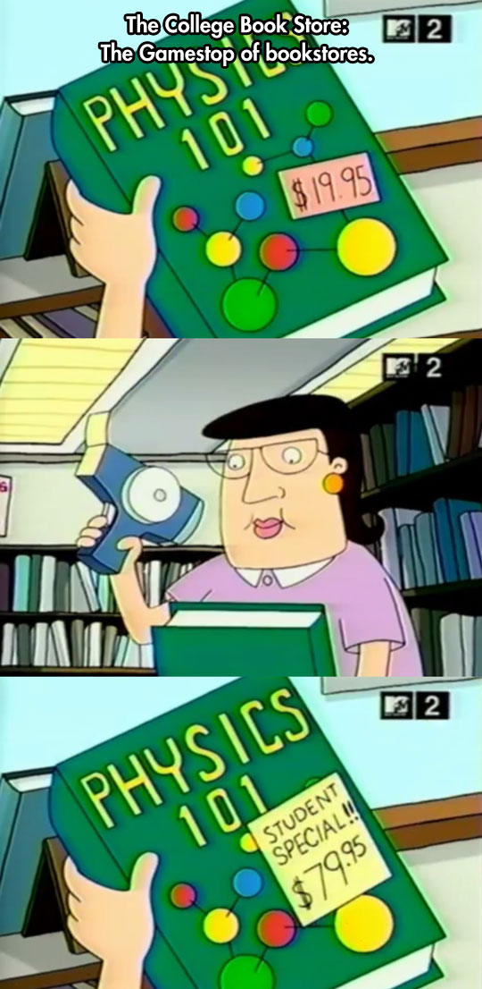 College Book Store Logic