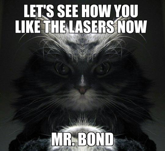 Kitty Bond Villain