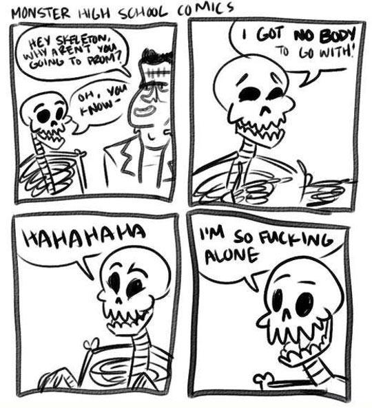 Forever a Bone
