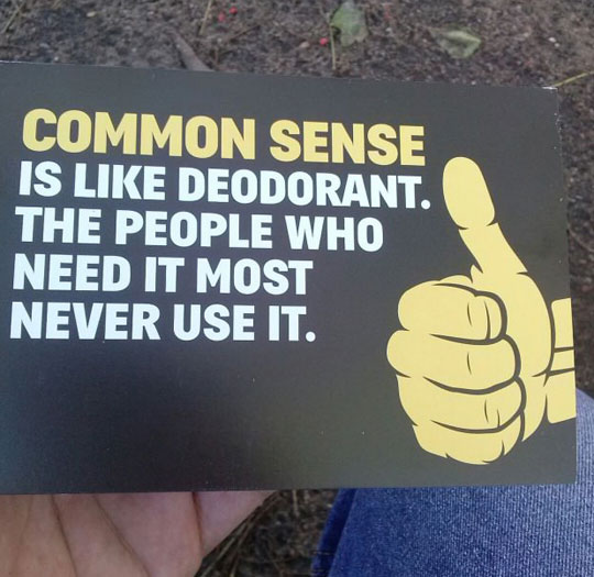 funny-common-sense-deodorant-comparison