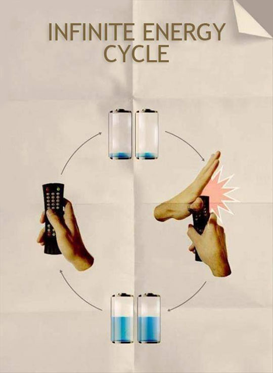 funny-controller-battery-infinite-energy-cycle