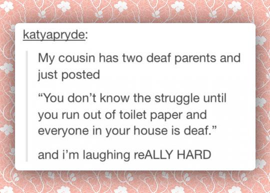 Deaf Parents Problems