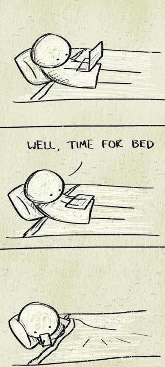 Going To Bed Routine