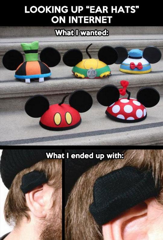 funny-ear-hats-Disney-weird
