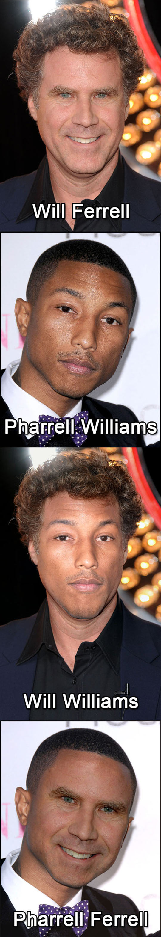 funny-face-swap-Will-Pharrell-Ferrell-Williams