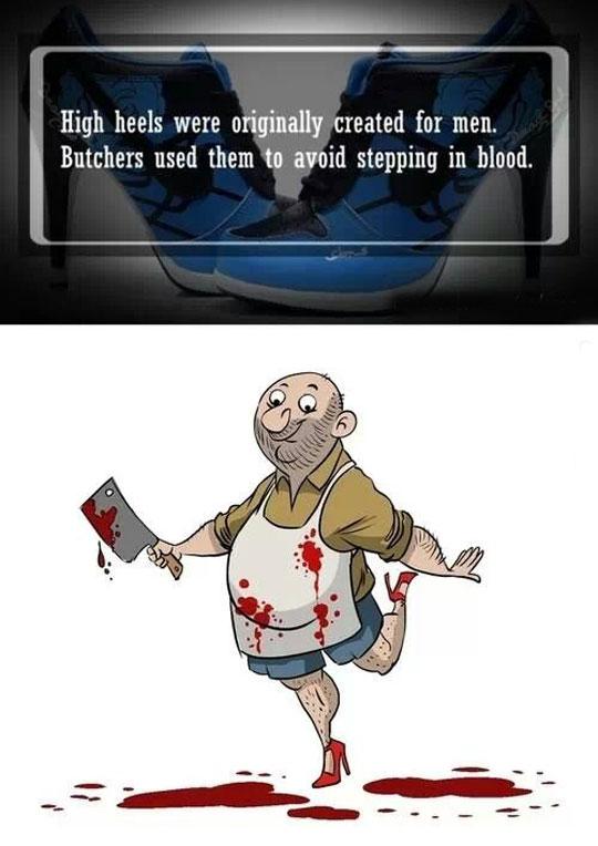funny-fact-high-heels-butcher