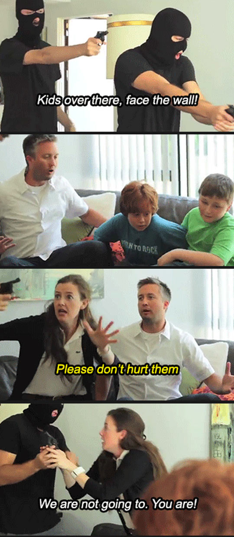 Testing a Mom
