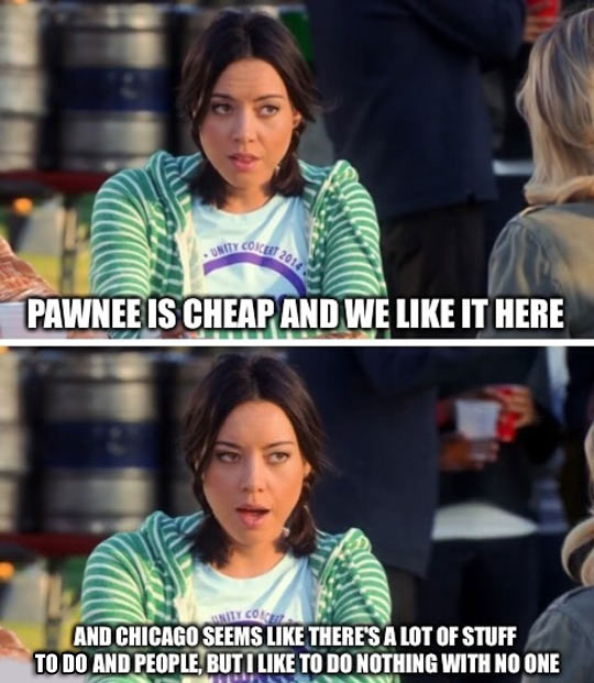 funny-girl-living-boring-place-Pawnee