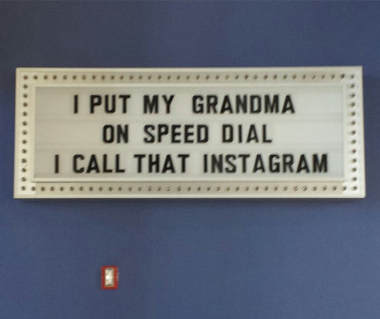 funny-grandma-sign-Instagram-wall