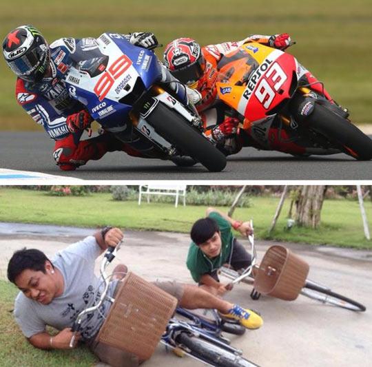 funny-guys-bike-motorcycle-corners-tight