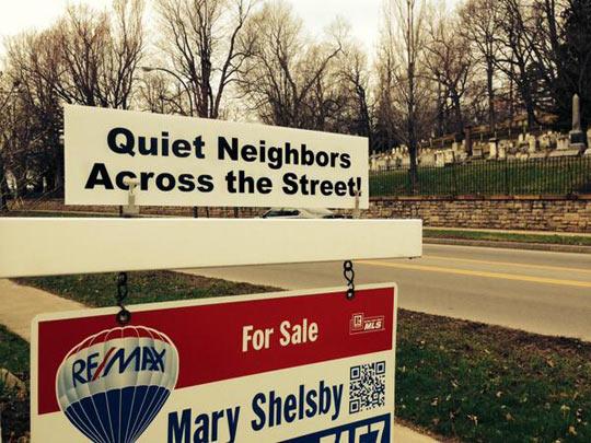 Really Quiet Neighbors