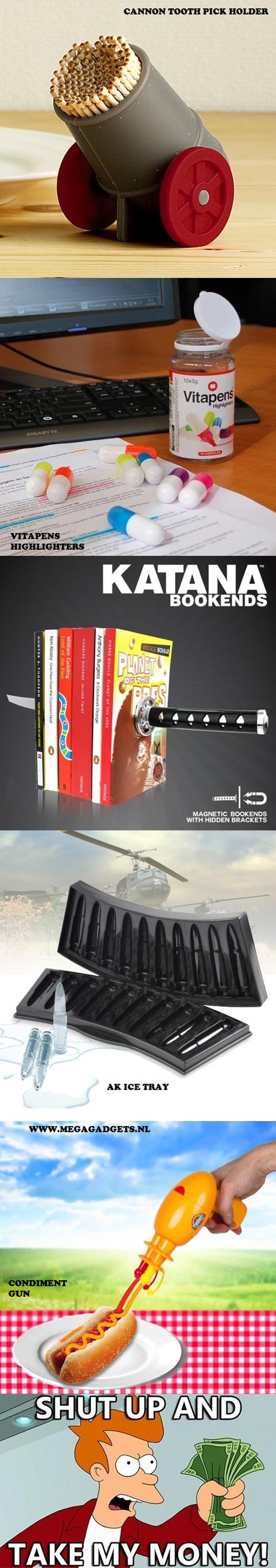 Amazing Gadgets I Now Need