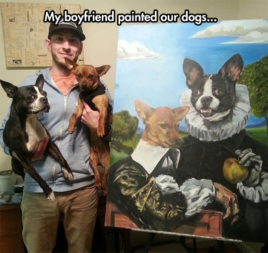 funny-painting-boyfriend-dogs-gentleman