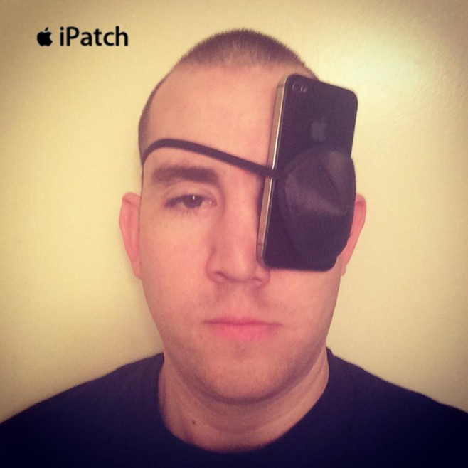 Forget Google Glass, The Future Is Now.