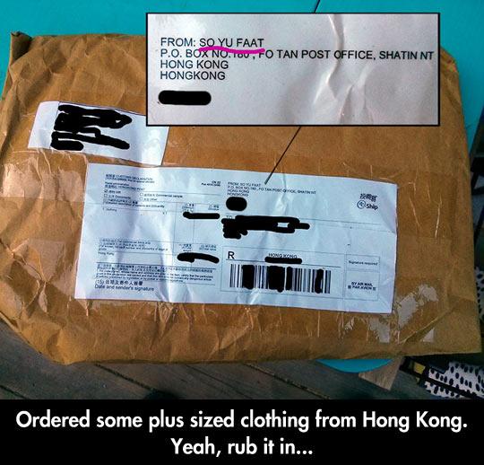 Plus Size Cloths Order