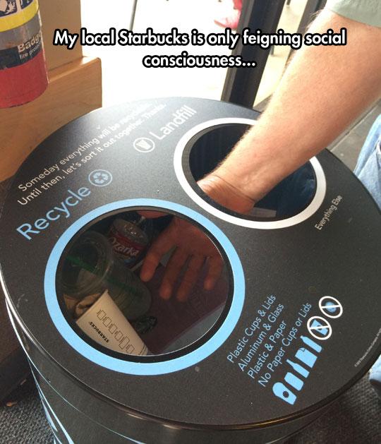 funny-recycle-bin-Starbucks-false