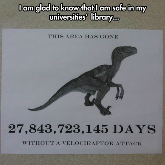 funny-sign-Velociraptor-days-without-attack