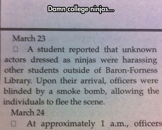 funny-student-report-ninjas-arrival