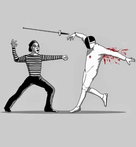 funny-swordplay-fight-mime-win