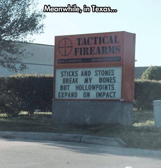 Son Of a Gun, This Is Texas