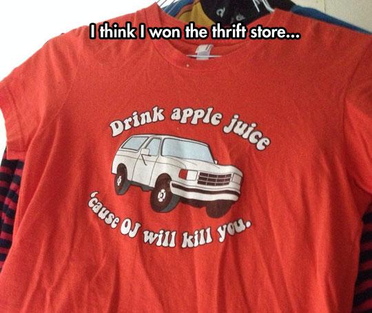 funny-tshirt-apple-juice-OJ-Simpsons